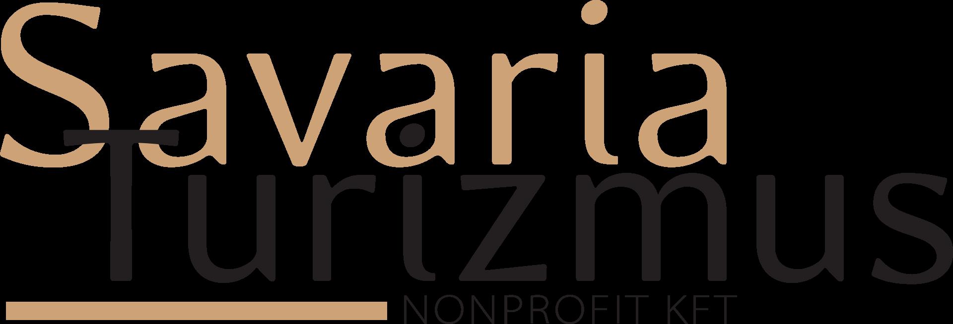 Savaria Turizmus logo
